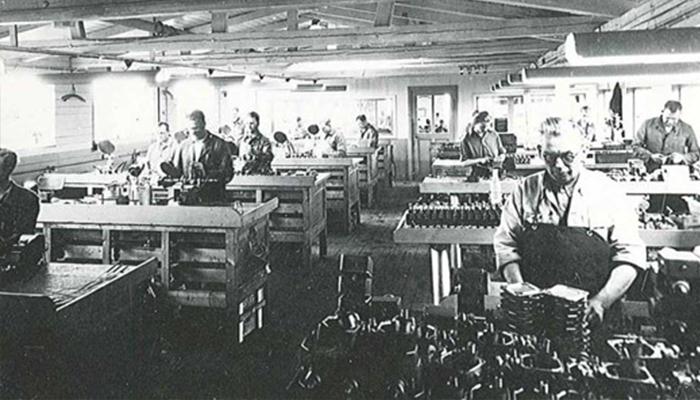 Danfoss thập niên 40 của thế kỉ XX