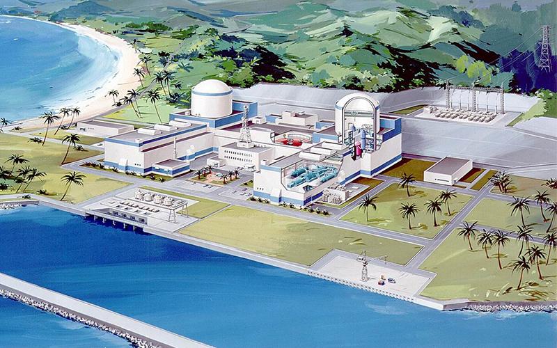 Nhà máy điện hạt nhân ninh thuận