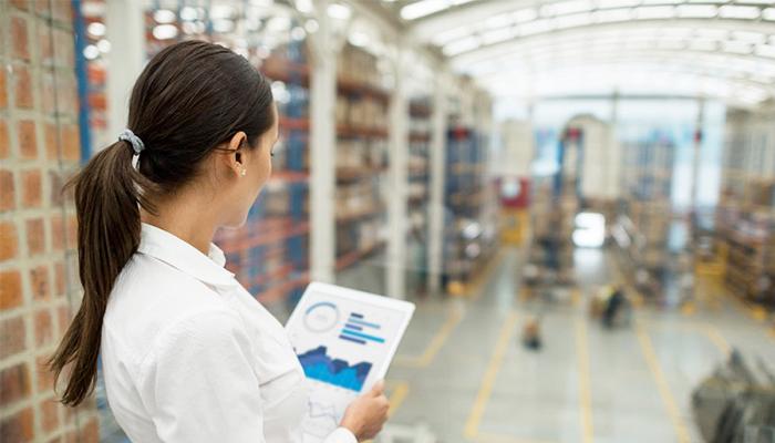 Kho tự động giúp giảm thiểu nhân công