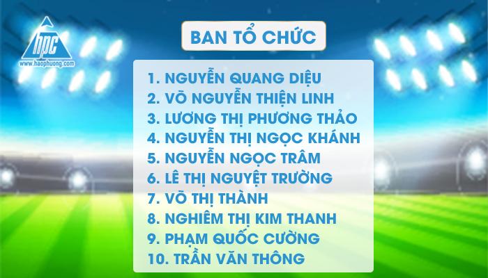 ban to chuc