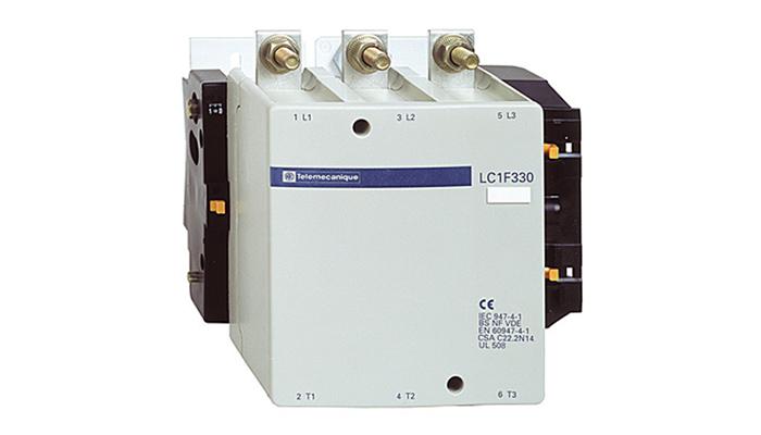 Contactor điều khiển động cơ Schneider LC1F1154