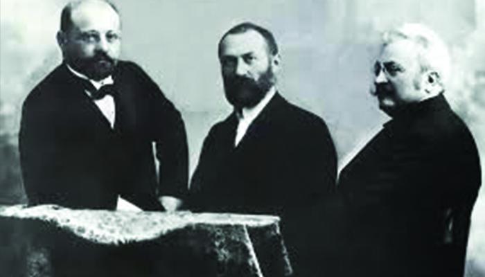 Ottó Bláthy, Miksa Déri và Károly Zipernowsky