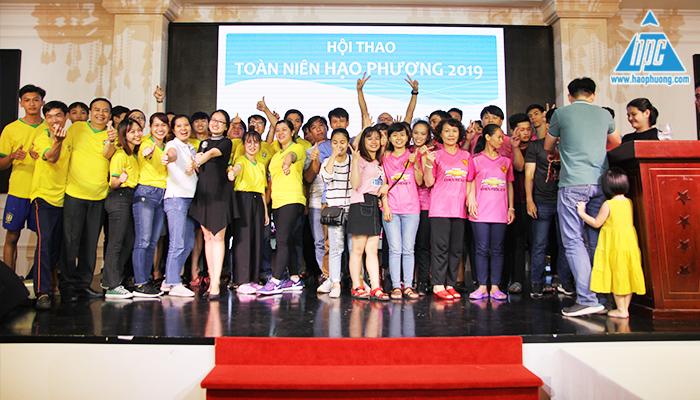 Đội 2 và đội 3 nhận giải