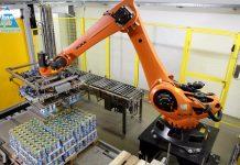 cấu hình robot palletizer