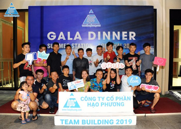 Gala dinner 1