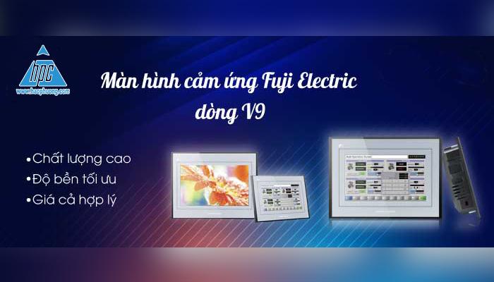 Màn hình cảm ứng HMI V9 Fuji Electric