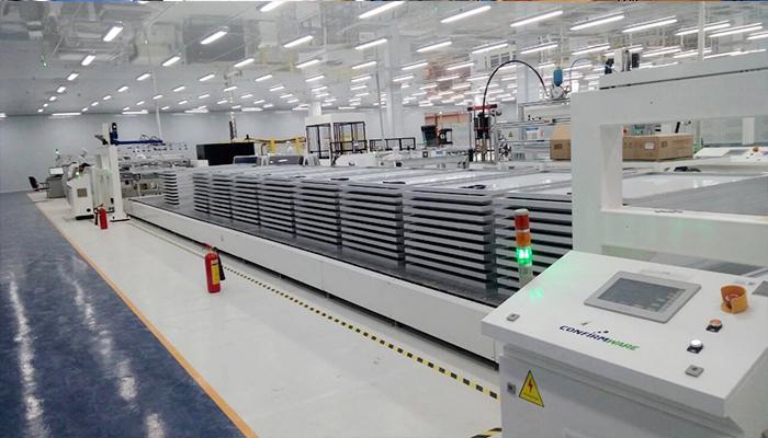 Một nhà máy ứng dụng hệ thống CIM