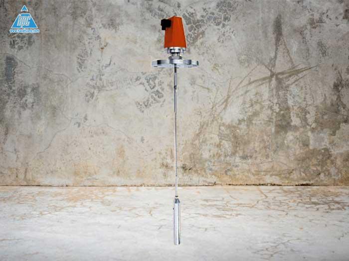 Cảm biến báo mức dạng radar VF Series (Rador Type Level Indicator - Time Domain Reflectometry)