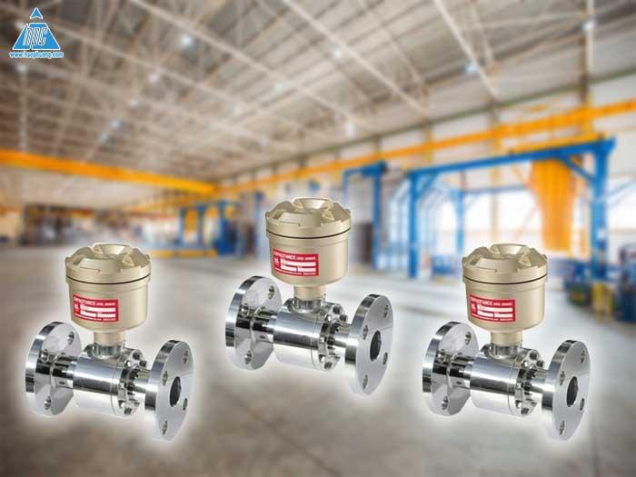 Cảm biến báo mức điện dung loại cho đường ống