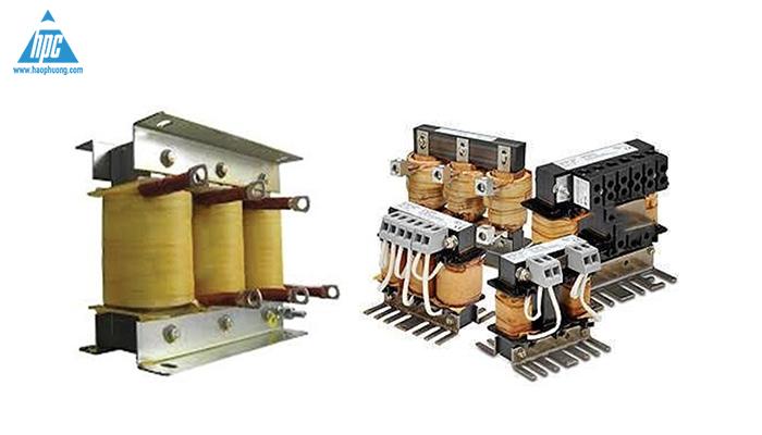 Một số hình ảnh thực tế về cuộn kháng AC Reactor
