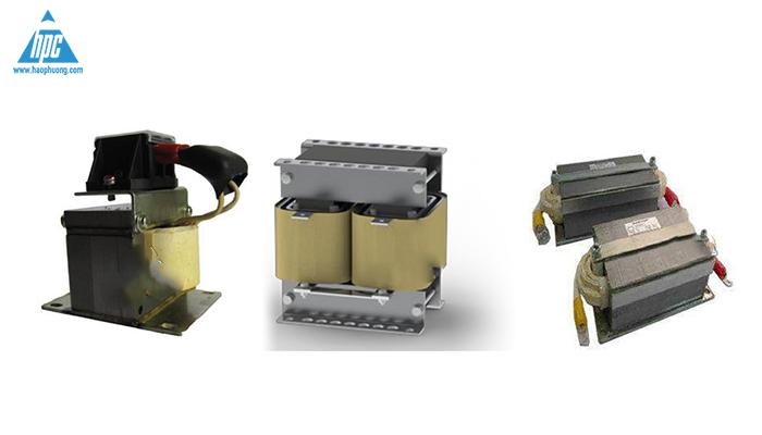 Một số hình ảnh thực tế về cuộn kháng DC Reactor