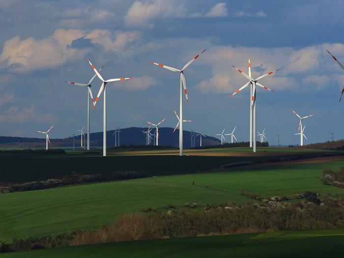 Điện gió tại Đức
