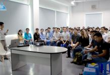 Hạo Phương tổ chức đào tào an toàn - vệ sinh lao động