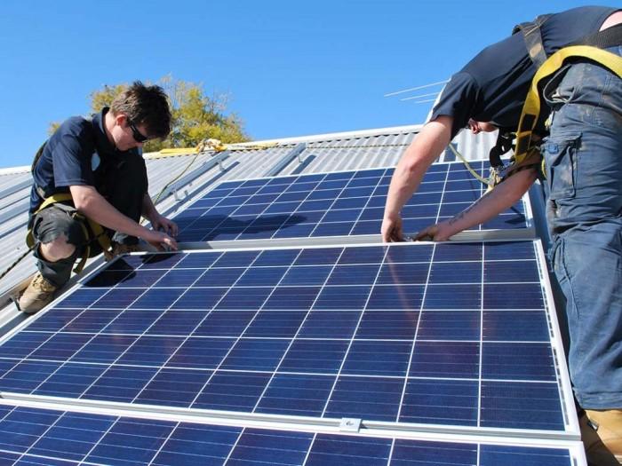 Tăng cường pin mặt trời