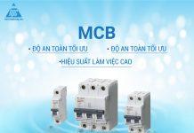 Thiết bị đóng cắt MCB của Fuji Electric