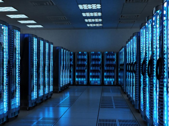 Trung tâm dữ liệu
