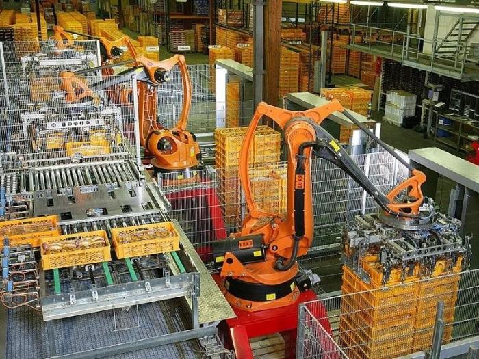 Tự động hoá là giải pháp cho sự phát triển của ngành công nghiệp sản xuất