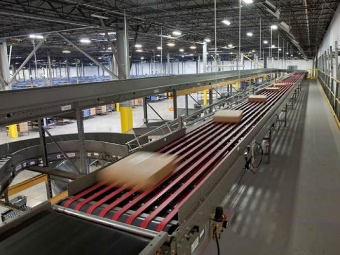 Băng tải thông minh được ứng dụng trong nhiều ngành sản xuất, mang lại hiệu quả kinh tế và nâng cao chất lượng sản phẩm