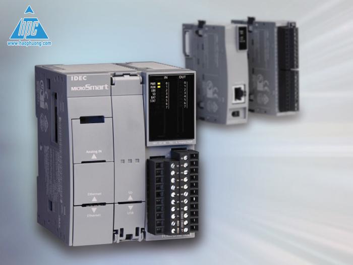 PLC MicroSmart FC6A+