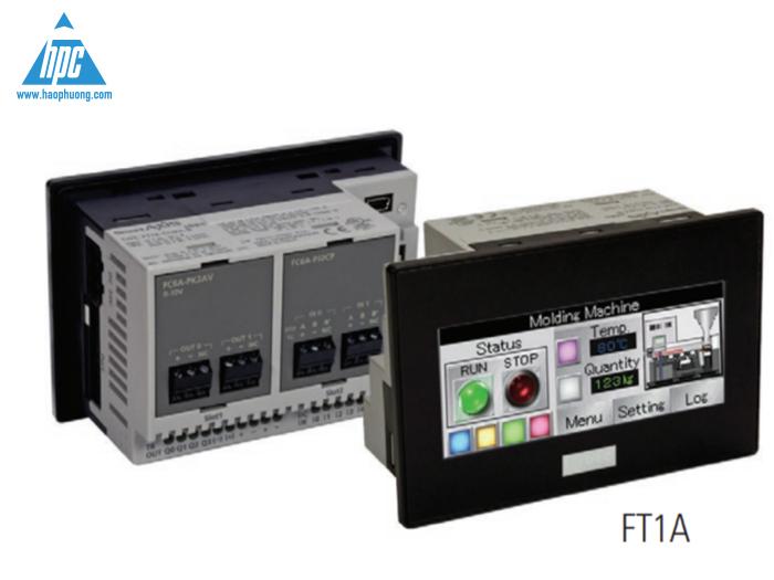 HMI and PLC