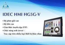 Ảnh bìa HMI HG5G-V IDEC