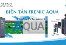 Ảnh bìa biến tần FRENIC Aqua