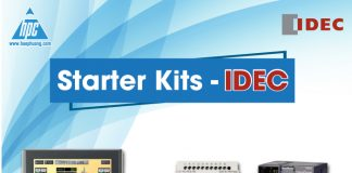 Ảnh bìa stater kits IDEC