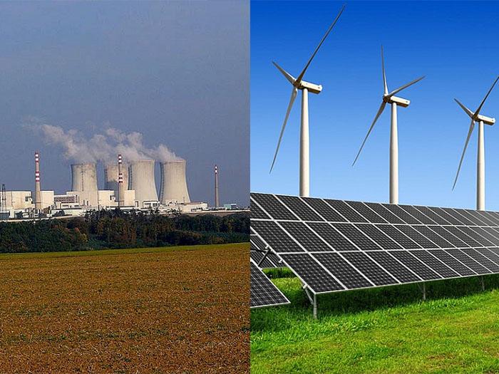 Điện tái tạo hay điện hạt nhân - nguồn điện nào an toàn cho Việt Nam