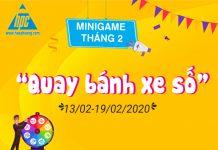 mini game tháng 2-2020