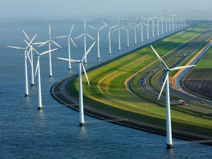phát triển năng lượng sạch ở Việt Nam