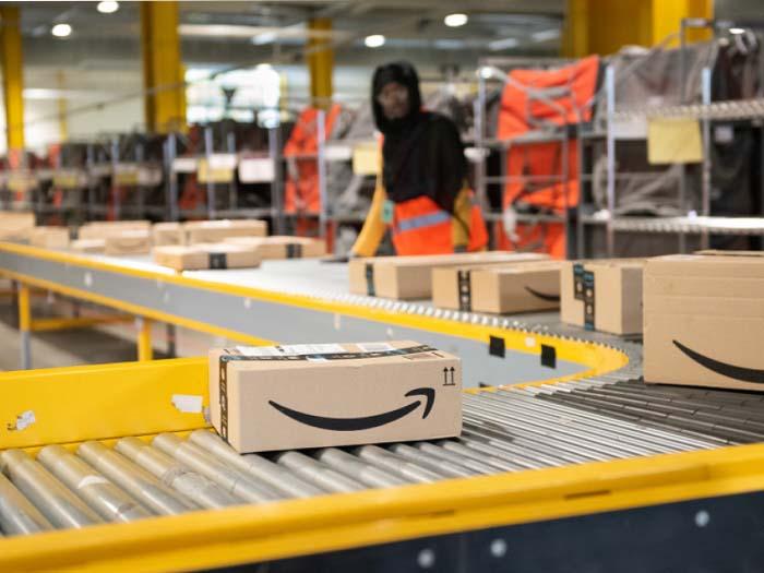 Amazon sẽ thiết lập kho hàng thông minh