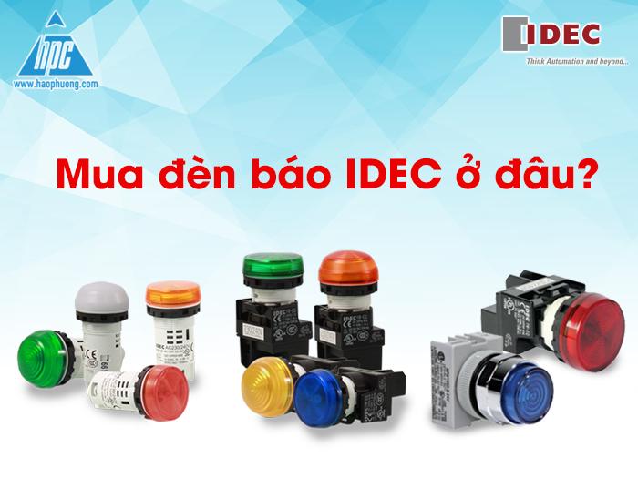 Hạo Phương cung cấp đèn báo IDEC