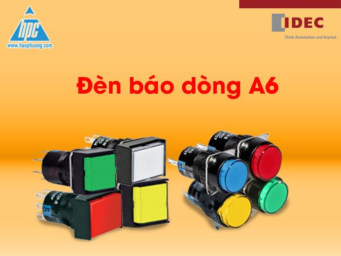 Đèn báo IDEC dòng A6