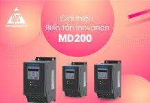 Giới thiệu biến tần Inovance MD200