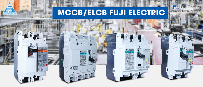 MCCB/ELCB FUJI
