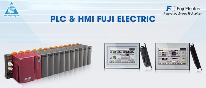 PLC/HMI Fuji