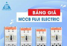 Bảng giá MCCB Fuji Electric
