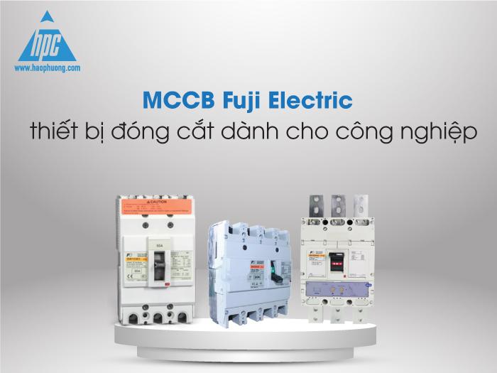MCCB thiết bị cắt đóng dành cho công nghiệp