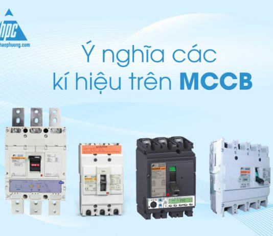 ý nghĩa các kí hiệu trên mccb