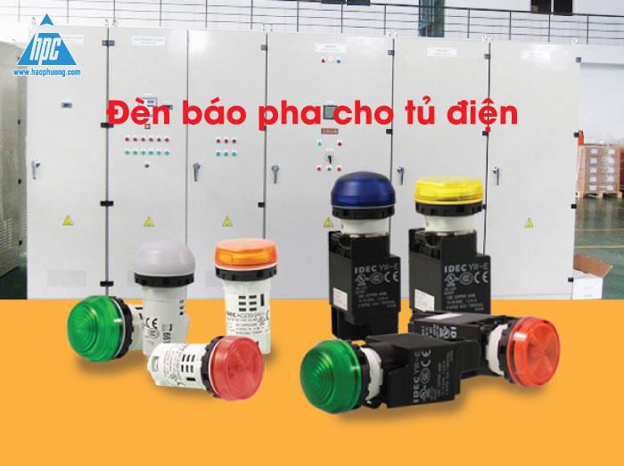 Đèn báo pha cho tủ điện tốt nhất hiện nay