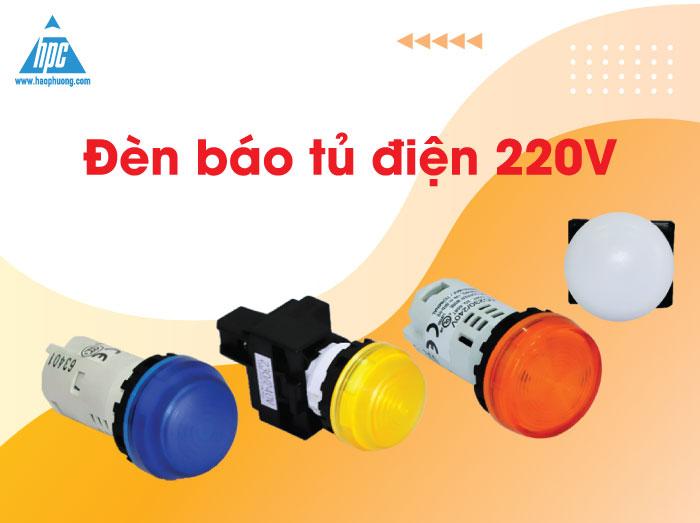Đèn báo tủ điện 220V