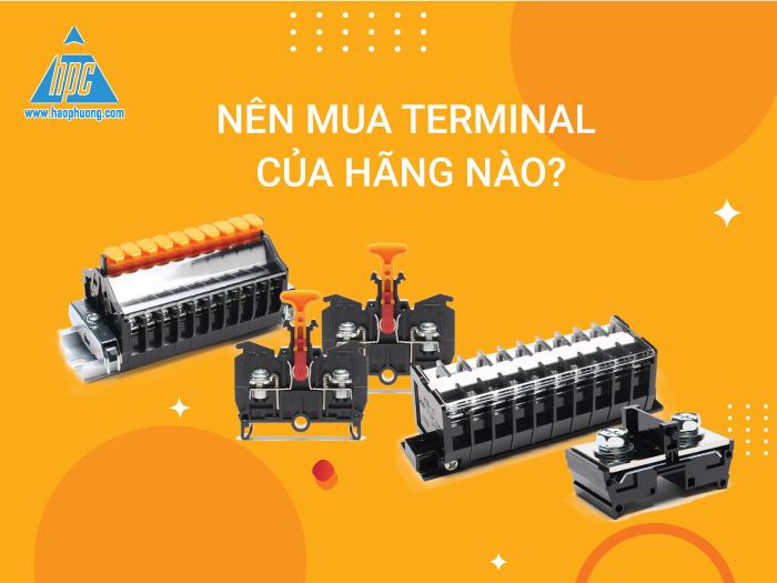 Nên mua Terminal của hãng nào?