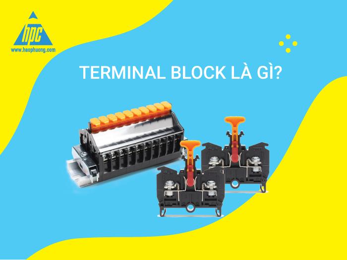Terminal Block là gì?