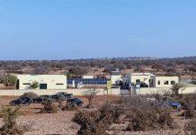 Ngôi làng năng lượng mặt trời đầu tiên ở Châu Phi