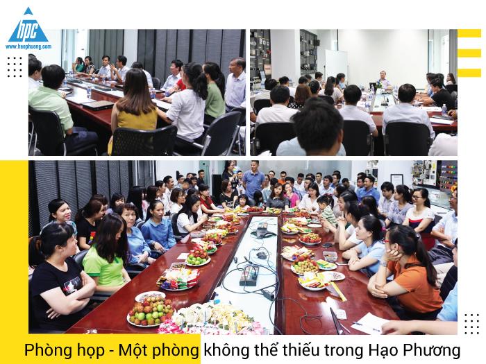 Phòng họp - Một phòng không thể thiếu trong Hạo Phương