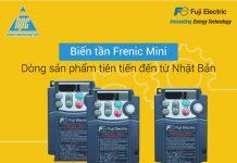 Biến tần Frenic Mini - Dòng sản phẩm tiên tiến đến từ Nhật Bản