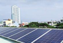 Đà Nẵng tăng cười lắp đặt hệ thống năng lượng mặt trời