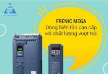 Frenic Mega - Dòng biến tần cao cấp với chất lượng vượt trội