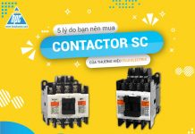 Lý do nên mua Contactor SC Fuji Electric