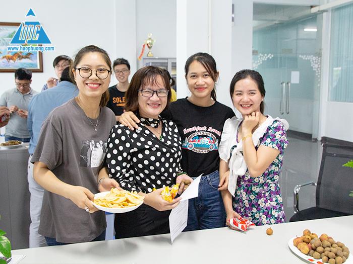 Sinh nhật Tổng giám đốc Hạo Phương